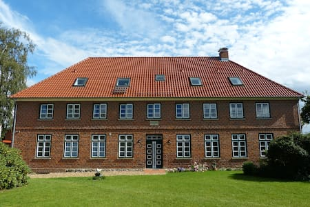 Erholung pur auf dem Ferienhof Röttger - Lübeck - Villa