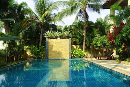 3  Bedroom luxury pool-side villa