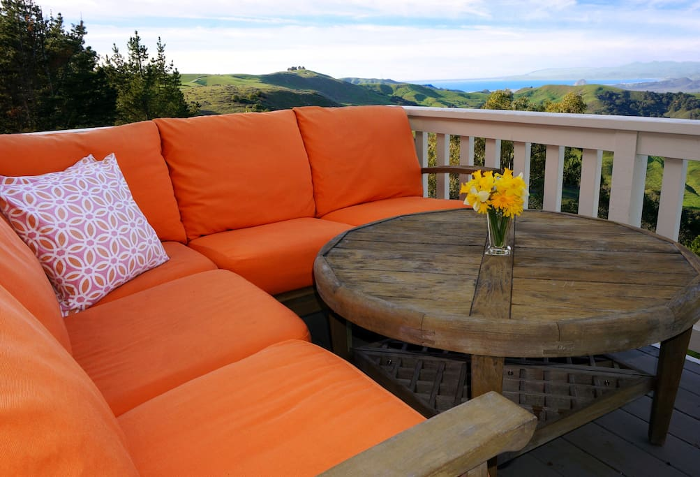 Mountain Top Best View In Slo Houses For Rent In San