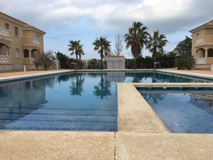 Apartment seafront Luis 2, 1a A