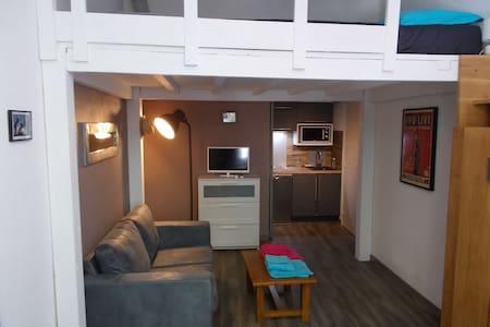 Studio Centre Ville Avignon Place Pie les Halles