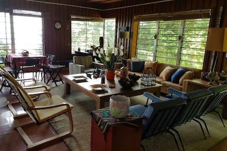 EX-Presidential Home 1931-45 @ Volcan San Salvador