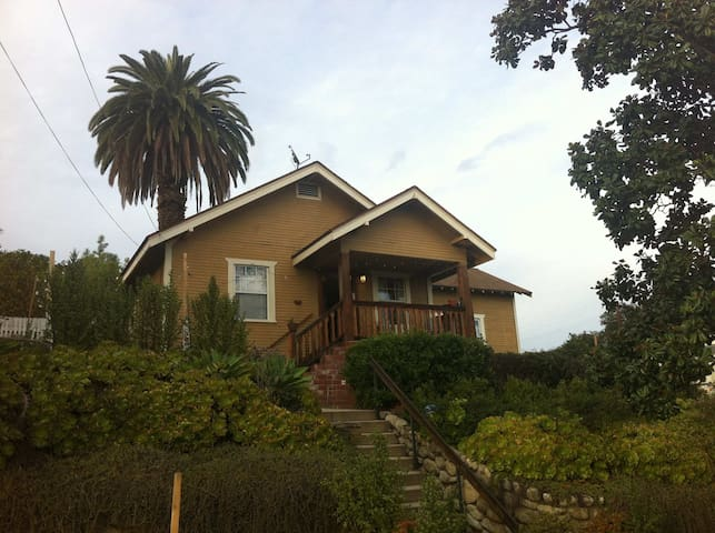 Spacious 1BR w/ queen bed + futon - Los Angeles - House