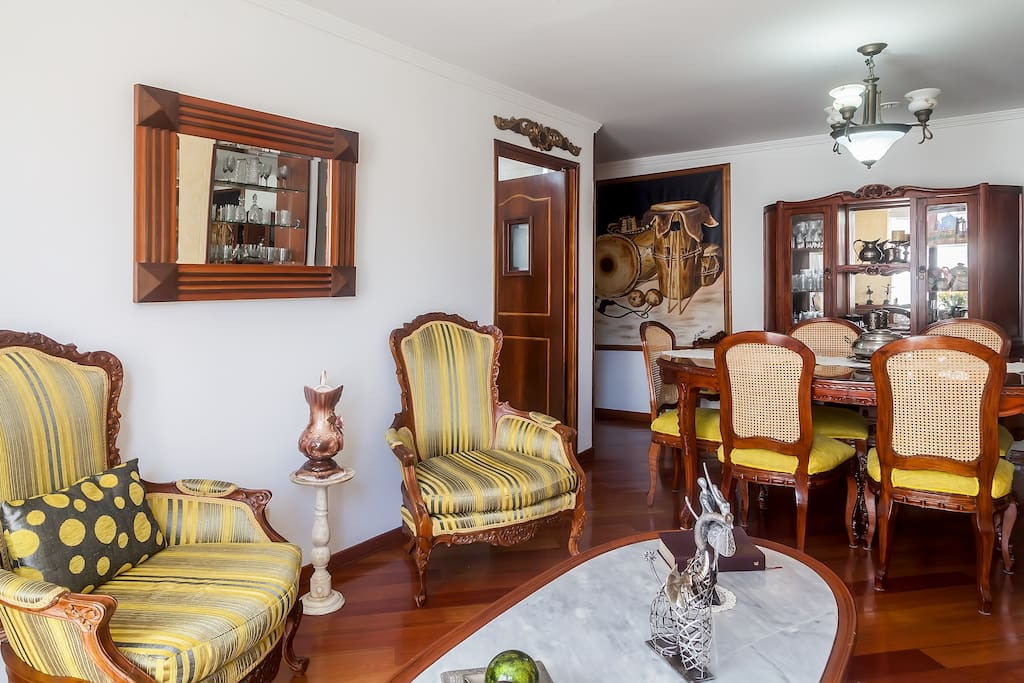 Hermosa habitaci n familiar appartements louer for Habitacion ambiente familiar