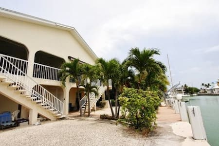 Marlin`s Lair - Key Colony Beach - Townhouse