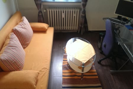 Sofa bed directly in KS City  - Kassel - Apartemen