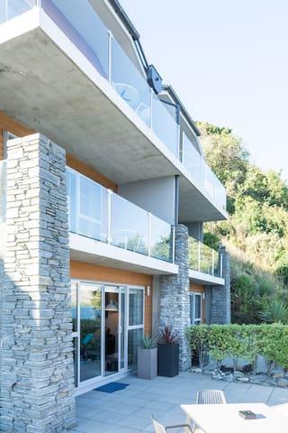 Luxury Villa with lake views in Queenstown (41) - Queenstown - Villa