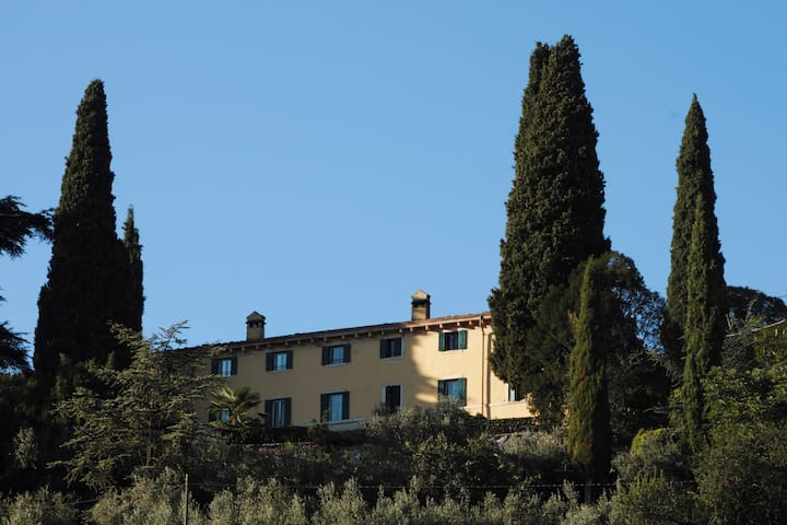 Gorgeous home in 17th century Villa