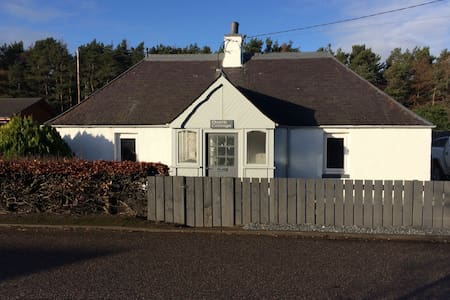 Beautiful 2 bedroom cottage - Fochabers