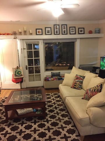 Great place close to cleveland - Lakewood - Appartement