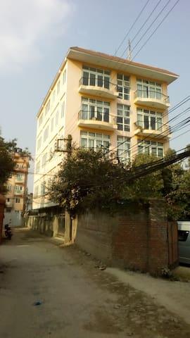 Lost Garden Apartment & Guest House Building