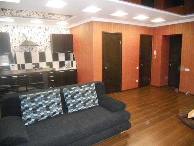 Nice studio in Donetsk! - Donetsk - Apartment