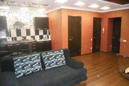 Nice studio in Donetsk! - Donetsk - Appartement