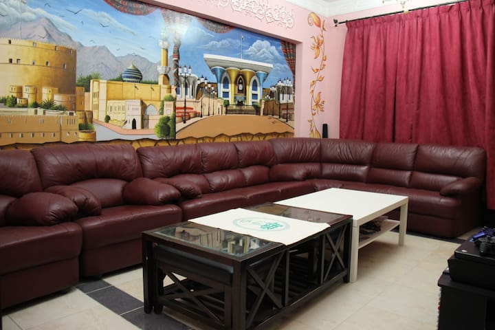 Cozy private room with Omani family - Muscat - Apartment