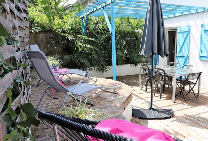 Belle Maison au calme Biarritz