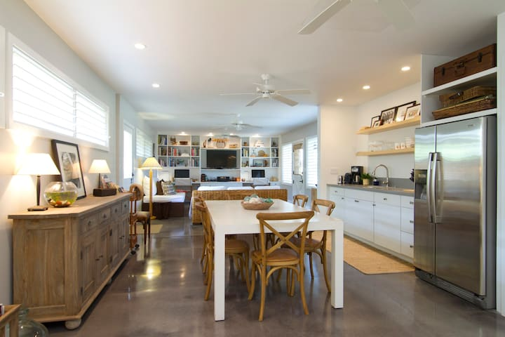 Designer Beach Apartment  - Kailua - Pis