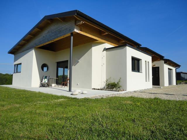 Maison au coeur du Jura - Vincent - Huis