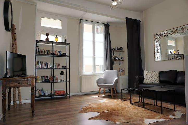 LeSaint Vincent♥Atypic Duplex#Cœur Chalon♥4Seasons