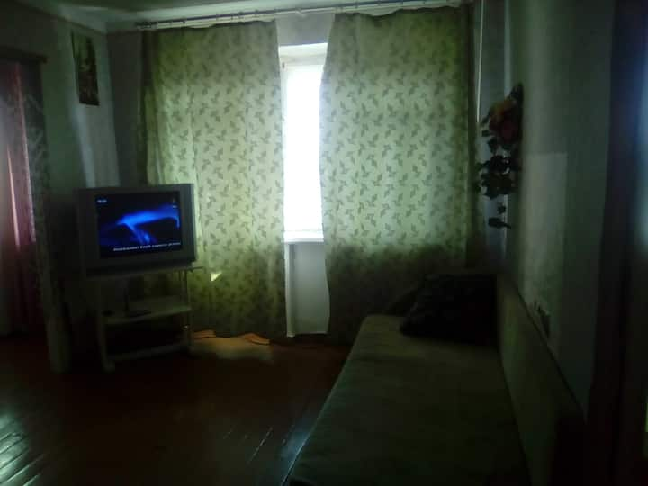 квартира в центре сибая.посуточно