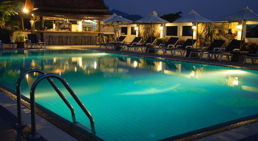 3 BR Villa and Pool for big family - Ao Nang - Casa
