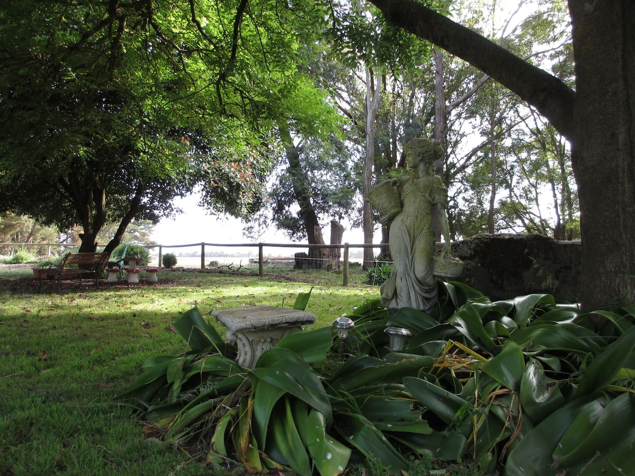 Lazy Acres Garden