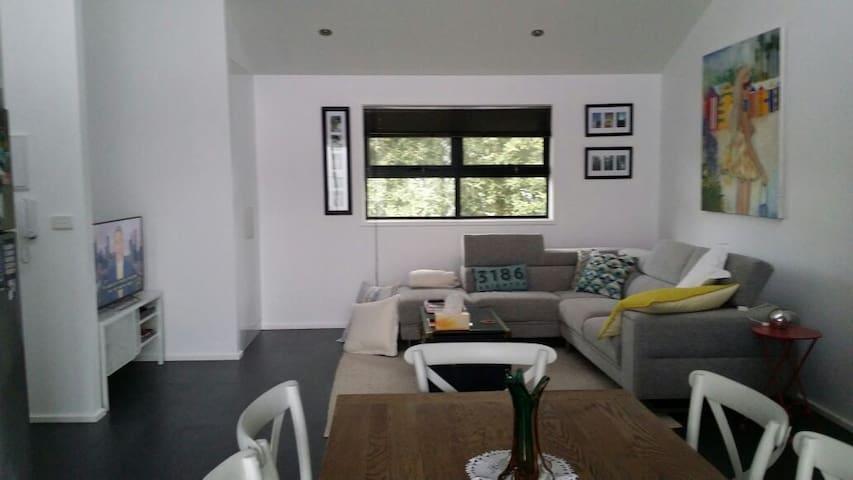 Brighton Beach new apartment - Brighton - Huoneisto