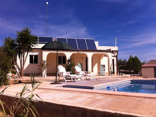 Casa Tivissa: peaceful retreat in the countryside - El Perelló - Apartamento
