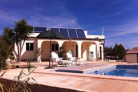 Casa Tivissa: peaceful retreat in the countryside - El Perelló - Apartamento