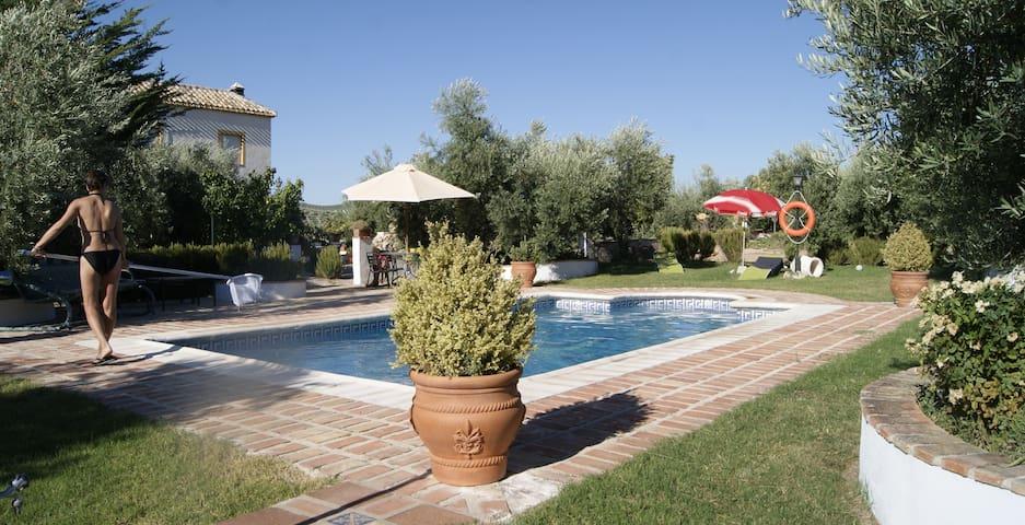 EL CORTIJILLO AGROTURISMO BIO - Luque - House