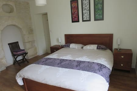 Charming charentais bedroom! - La Jard - House - 1
