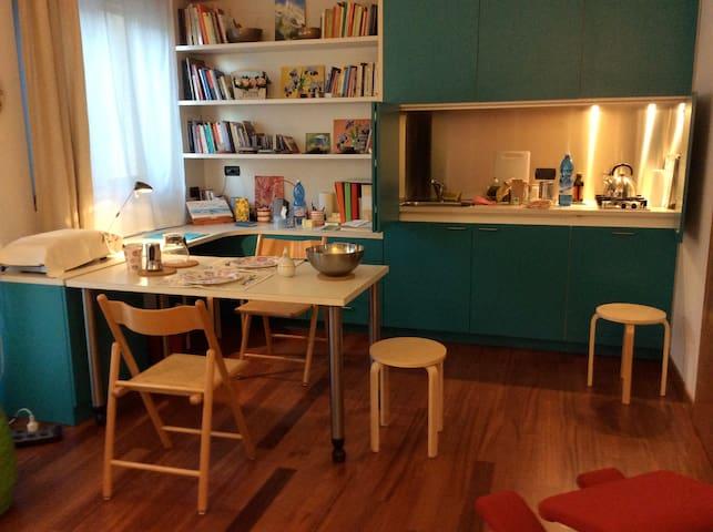 Lovely flat in Villa Alari - Cernusco sul Naviglio - Lejlighed