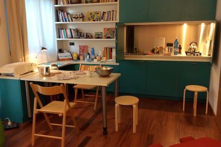 Lovely flat in Villa Alari - Cernusco sul Naviglio