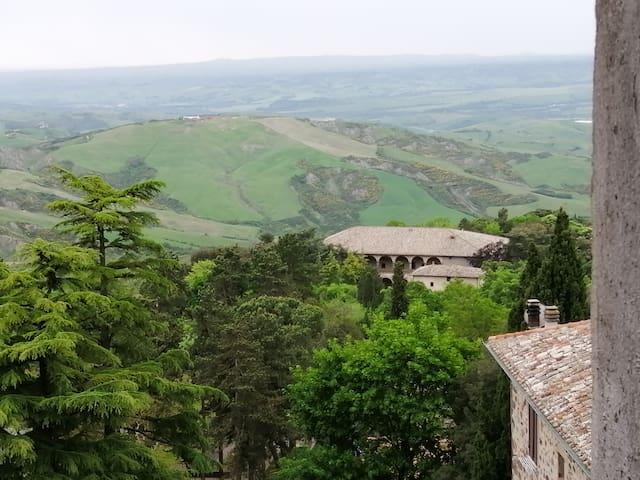 Bellavista Radicofani, panorama romantico.