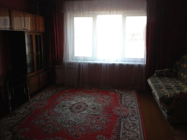 Сдается в аренду посуточнo, однокомнатная квартира - Khabarovsk - อพาร์ทเมนท์