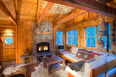 Sunnyside 3 BR Cabin w. Hot Tub - Dogs OK - Tahoe City