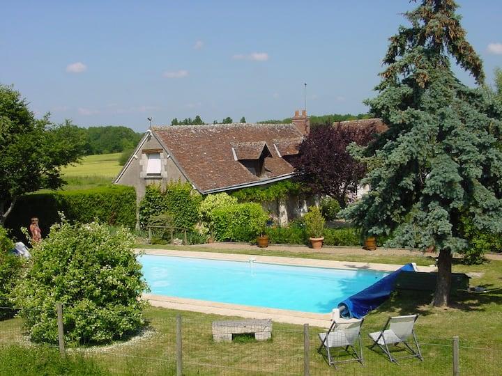 La BIGONNERIE, Heart of Loire Valley