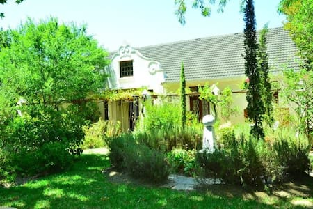 Traditional Cape Dutch Villa - Cape Town