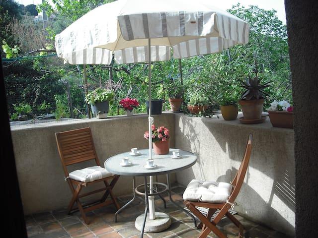 A rimessa petite maison de charme  - Santa-Reparata-di-Balagna - Casa