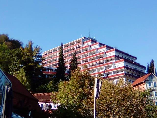 Appartement Tannenblick