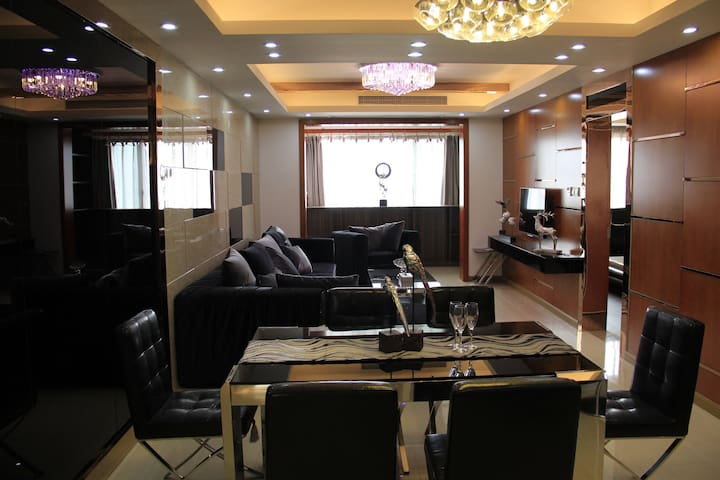 160平米《红人堂》七星级酒店式服务公寓 地暖 西门子电器 3 - 金华