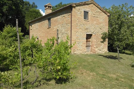 Casa Eva - Rustic Farmhouse  - Sant'Angelo in Pontano - House