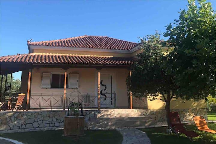 Ferienhaus in Zacharo 27054 , Ilias