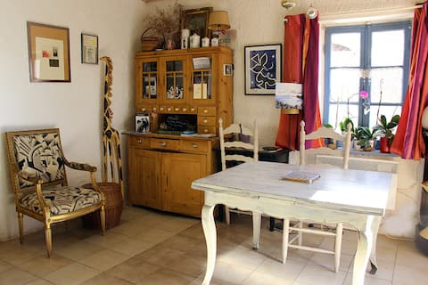 Typical and cosy house in Camargue/Saintes Maries