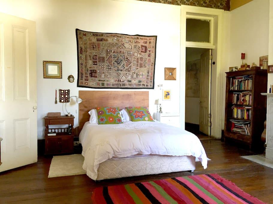 dormitorio principal (foto actualizada al 2016)