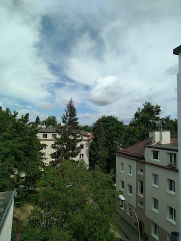 Bocianie Gniazdo - apartament w chmurach.
