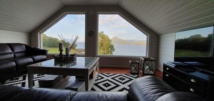 Beautiful sea view apartment, Aukra