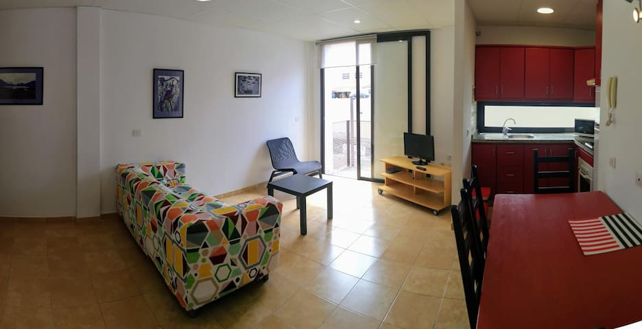 Cosy Flat in Playa San Juan 1A