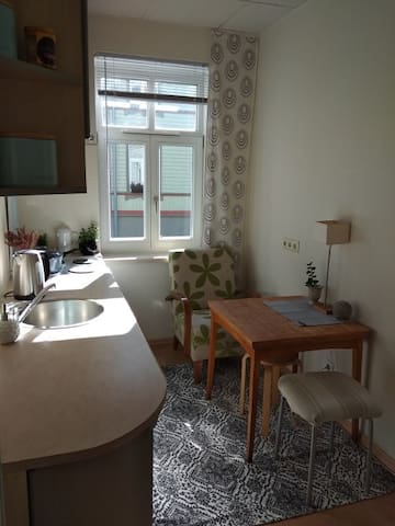 Light and cosy apartement in the city centre