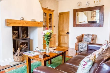 Gainest Cottage, Sleeps 2 A romantic retreat for two. - Calder Valley, Halifax - 独立屋