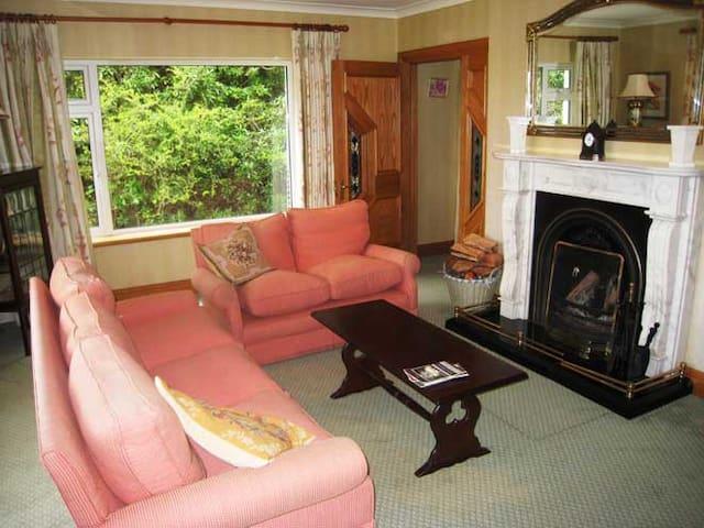 Cashel House - Cashel Connemara - House